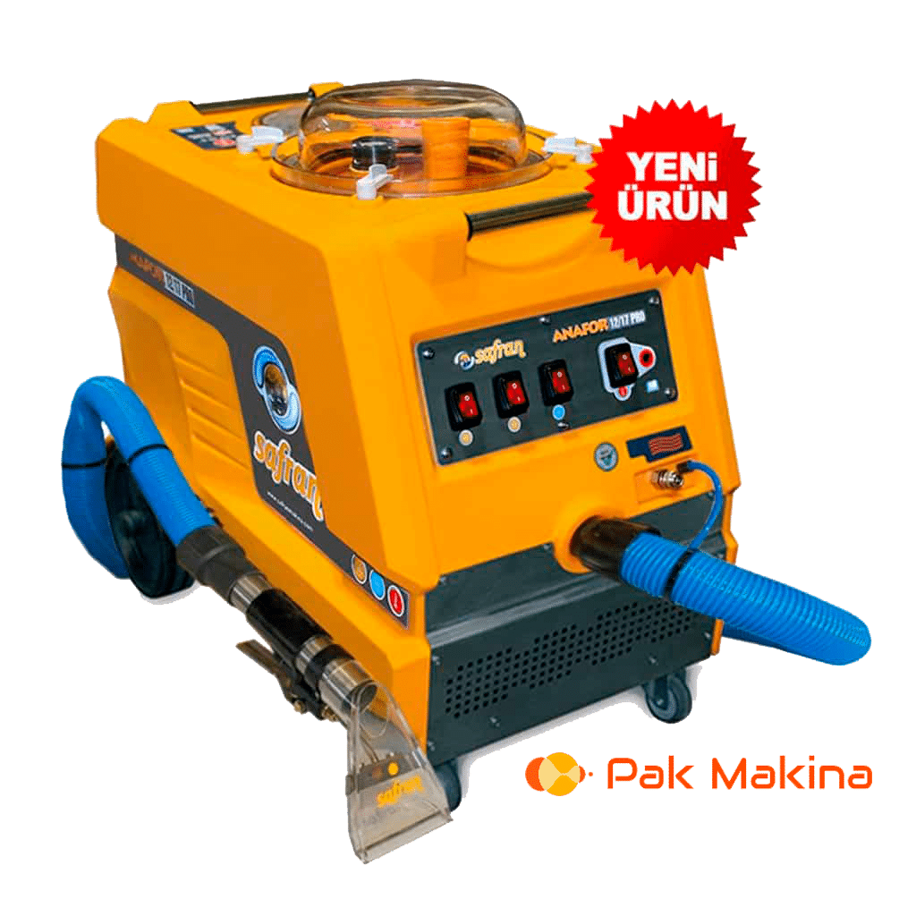 Koltuk Yikama Makinasi Safran Anafor 12 17 Pro Fiyati